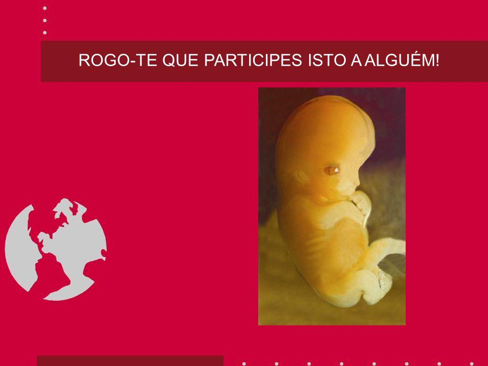 ROGO-TE QUE PARTICIPES ISTO A ALGUÉM!