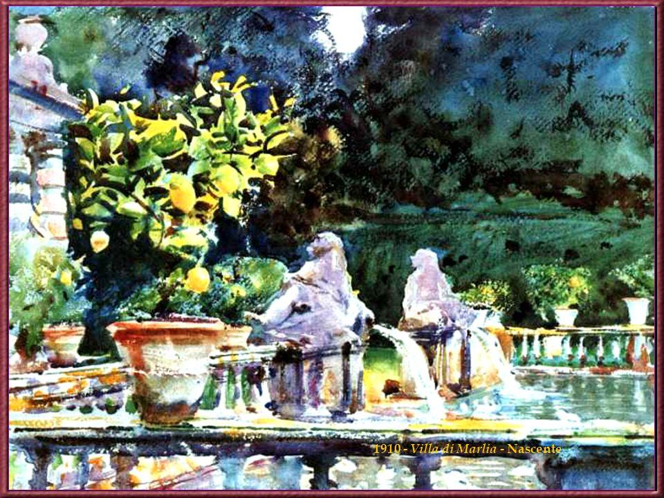 1908-11 - Grupo com sombrinhas