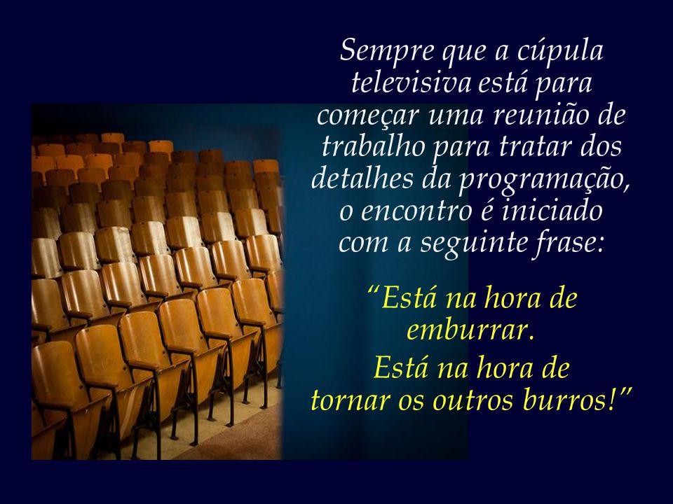 Em ciclo promovido pelo Centro Cultural Banco do Brasil (CCBB) para abordar a situação da arte e da cultura no país, um roteirista da Rede Globo que p