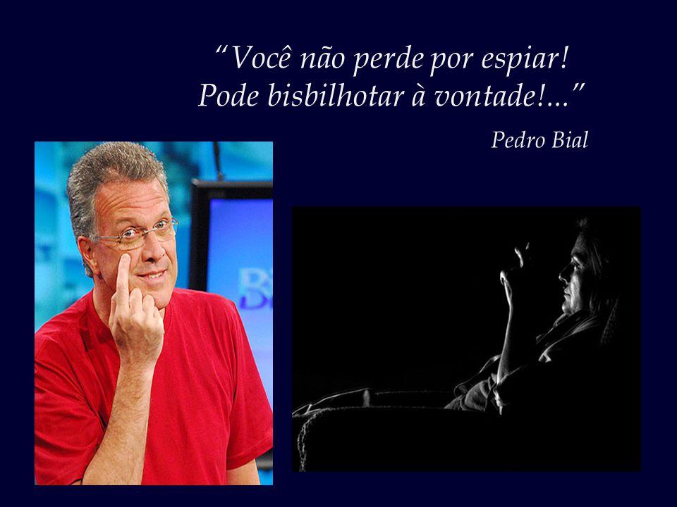 O nível mental das pessoas que assistem à TV no Brasil é por volta dos nove anos. Miguel Falabella