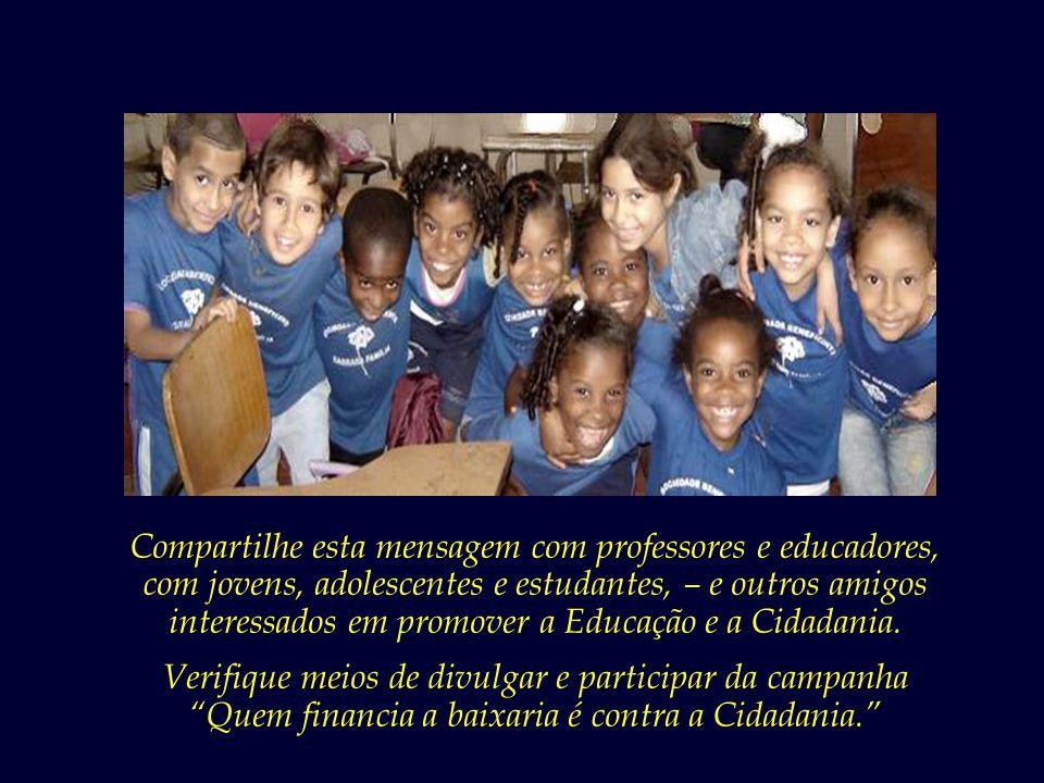"""Projeto """"Compaixão e Cidadania"""" Um espaço para refletirmos sobre temas essenciais. compaixao_cidadania@hotmail.com"""