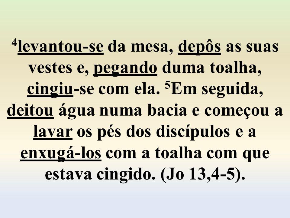 tendo em vista também o próprio Jesus, como podemos observar, em apenas dois versículos, quantas ações Ele realizou: