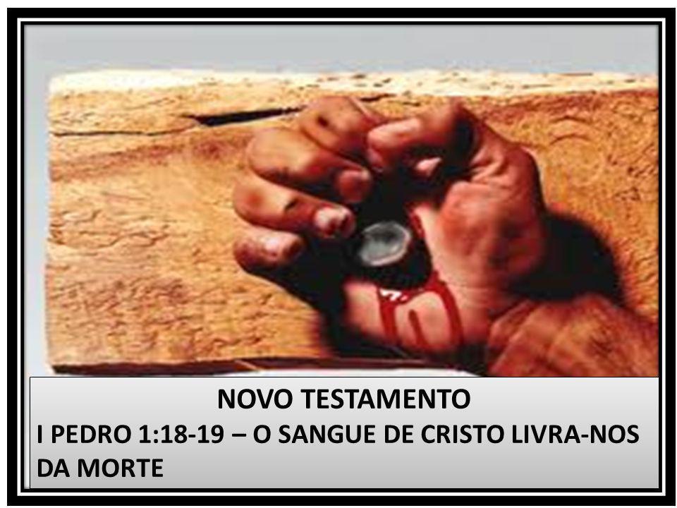 JESUS É O NOSSO PROPICIATÓRIO I João 2:2... Ele é a propiciação pelos nossos pecados