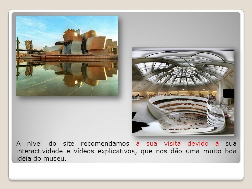 A nível do site recomendamos a sua visita devido à sua interactividade e vídeos explicativos, que nos dão uma muito boa ideia do museu.