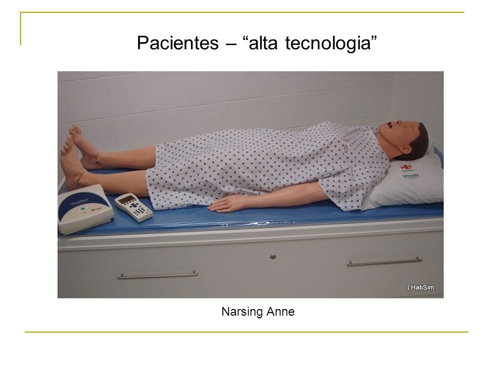 "Pacientes – ""alta tecnologia"" Narsing Anne"