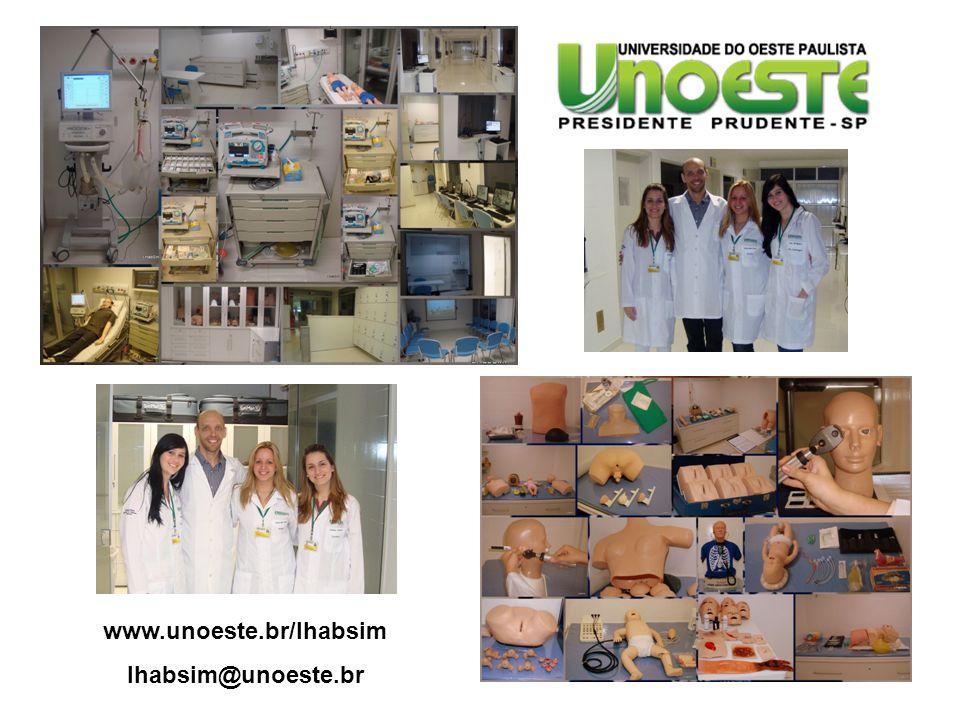 www.unoeste.br/lhabsim lhabsim@unoeste.br