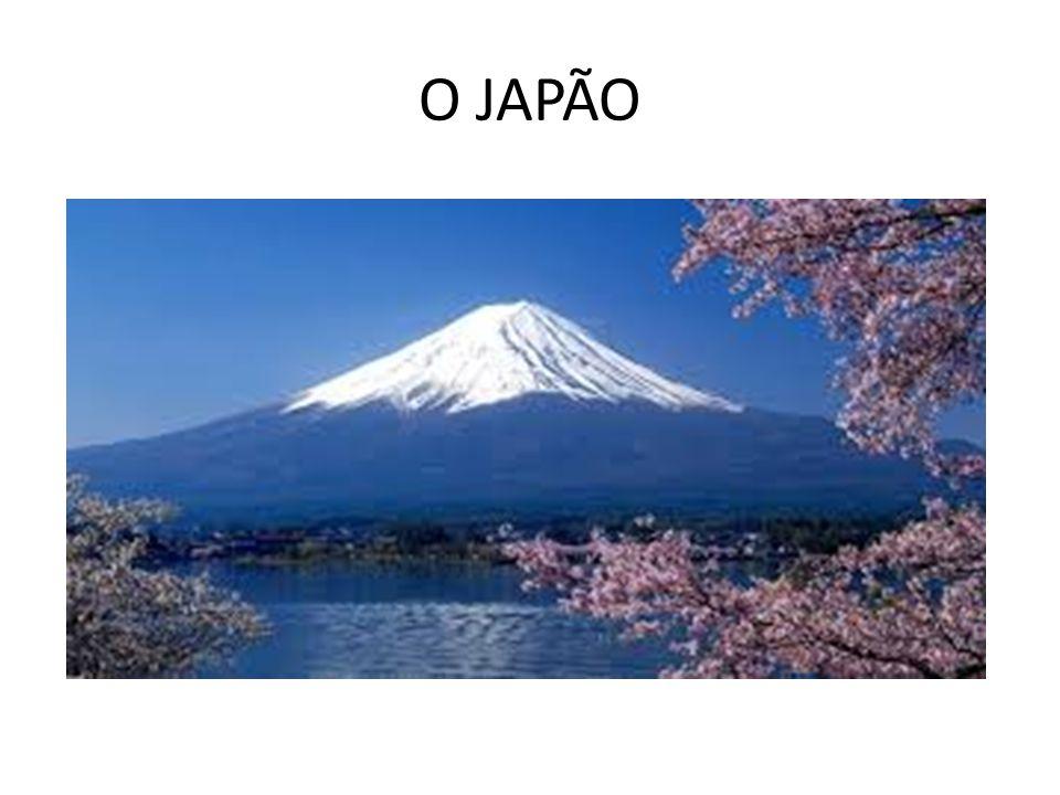 O JAPÃO