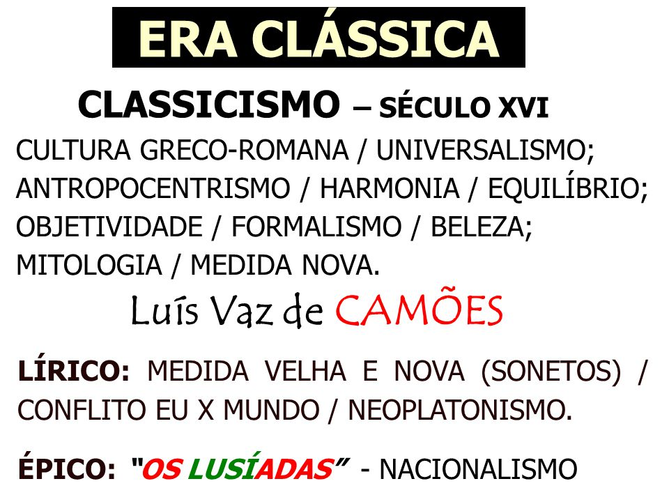 MODERNISMO BRASILEIRO • Caráter anárquico, heroico e destruidor.