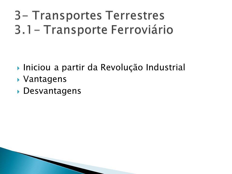  Iniciou no século XX com o desenvolvimento da indústria automobilística.