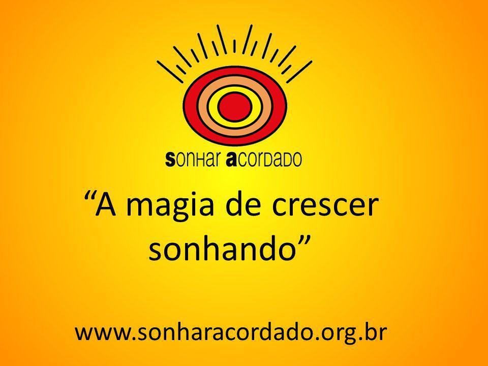 """Arraiá dos Sonhos """"A magia de crescer sonhando"""" www.sonharacordado.org.br"""
