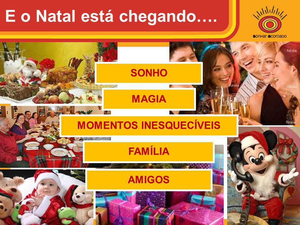 MAGIAFAMÍLIAAMIGOS SONHO MOMENTOS INESQUECÍVEIS E o Natal está chegando….