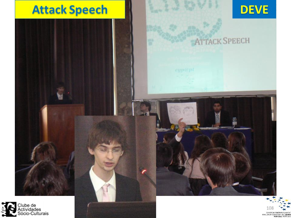 108 Attack Speech DEVE