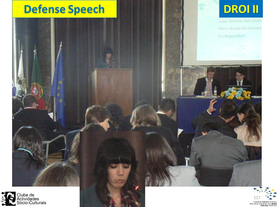 117 Defense Speech DROI II