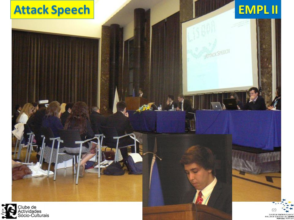 Attack Speech EMPL II 69