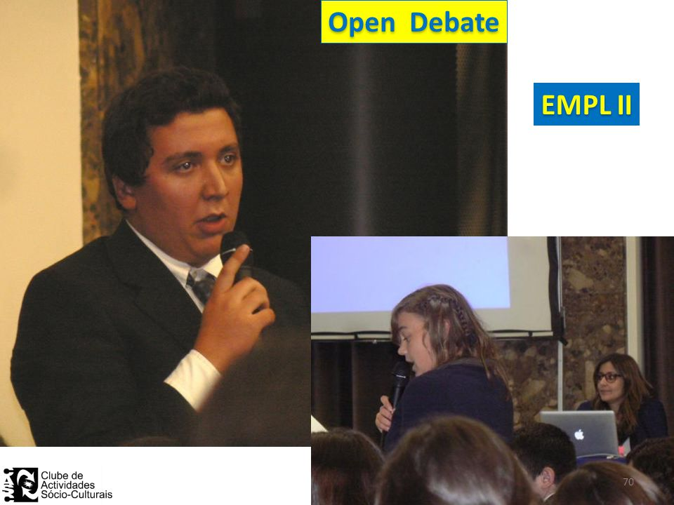 EMPL II Open Debate 70