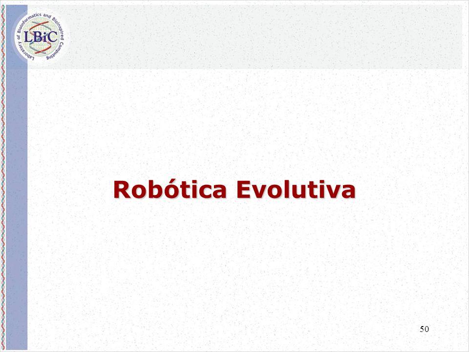 50 Robótica Evolutiva