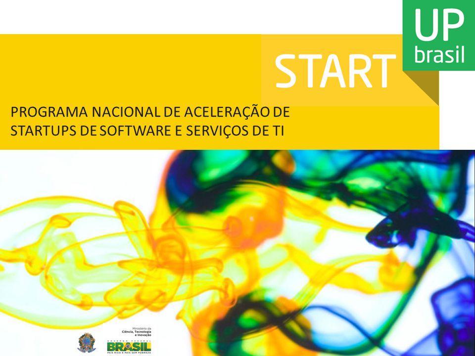 OBJETIVOS DO START-UP BRASIL  ESTIMULAR O NASCIMENTO DE STARTUPS  CRIAR AS STARTUPS ESTRELAS COM FATURAMENTO DE DEZENAS DE MILHÕES DE REAIS  ESTIMULAR O ECOSSISTEMA DE ACELERAÇÃO  INTERNACIONALIZAR AS STARTUPS BRASILEIRAS  ATRAIR OS MELHORES CÉREBROS DO MUNDO PARA EMPREENDER NO BRASIL