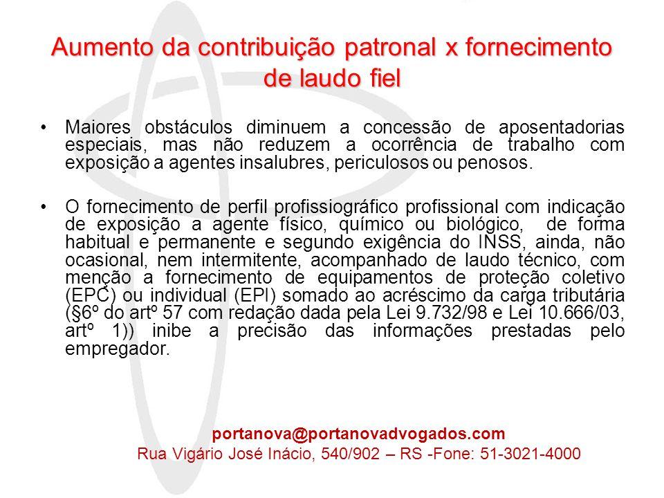 A obrigação da empresa em fornecer Laudo Técnico de Condições Ambientais do Trabalho • EMENTA: • LAUDO TÉCNICO DE CONDIÇÕES AMBIENTAIS DO TRABALHO.