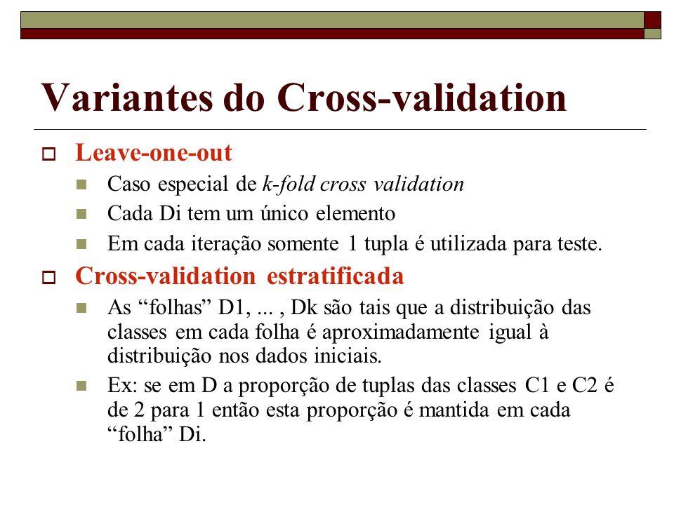 7/1/2014Mestrado em Ciencia da Computacao25 Exemplo : Erros  E6 = (0.474)(1-0.474)(1-0.474) = 0.1311  E5 = (0.525)(1-0.525)(0.1311)(-0.2) = -0.0065  E4 = (0.332)(1-0.332)(0.1311)(-0.3) = -0.0087