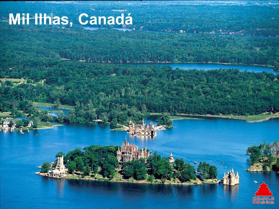 Mil Ilhas, Canadá