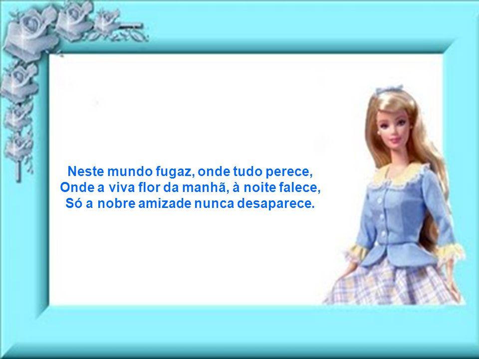 Neide, Helena, Elza, Odila, Deise, enfim Mariazinha, alma bela, cor marfim, De todas a mais jovem, botão de jasmim.