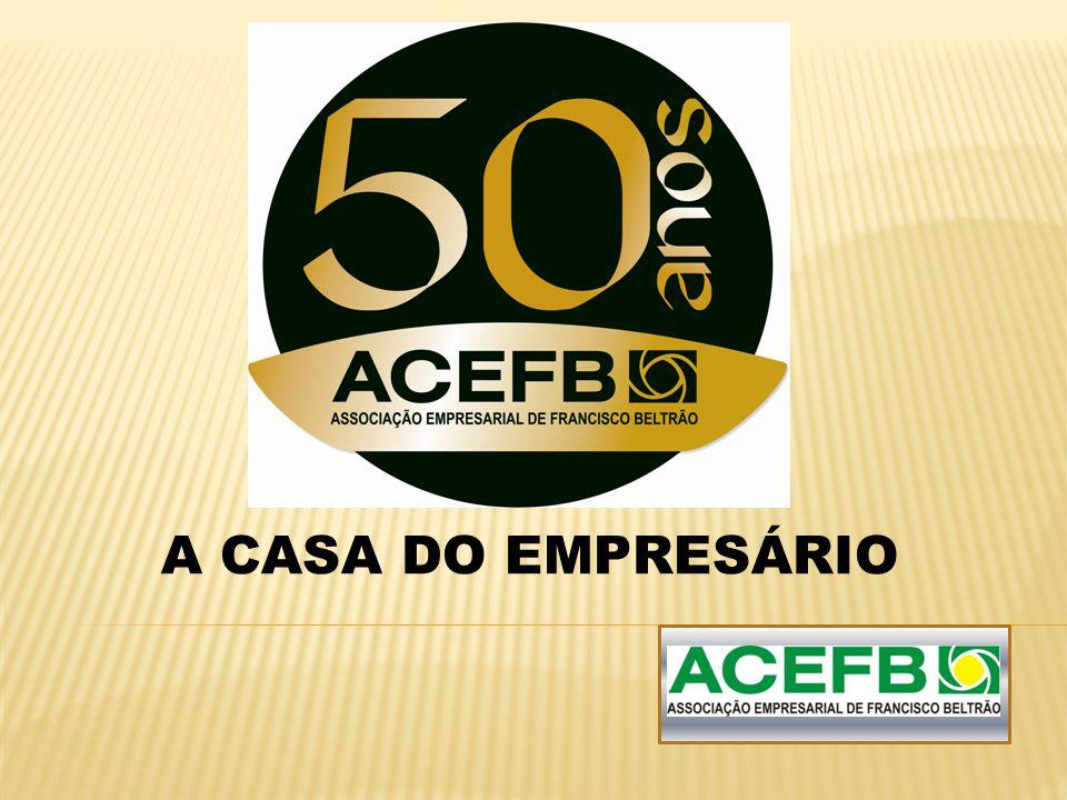 Prestação de Serviços SEGURO DE VIDA LOCAÇÃO SALA DE REUNIÃO Condições especiais para sócios e funcionários das empresas associadas da Acefb.