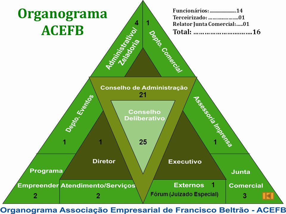 Desenv. Estratégico Segmento Formação de Lideranças Referência MPE's Projetos CONCEITOACEFB