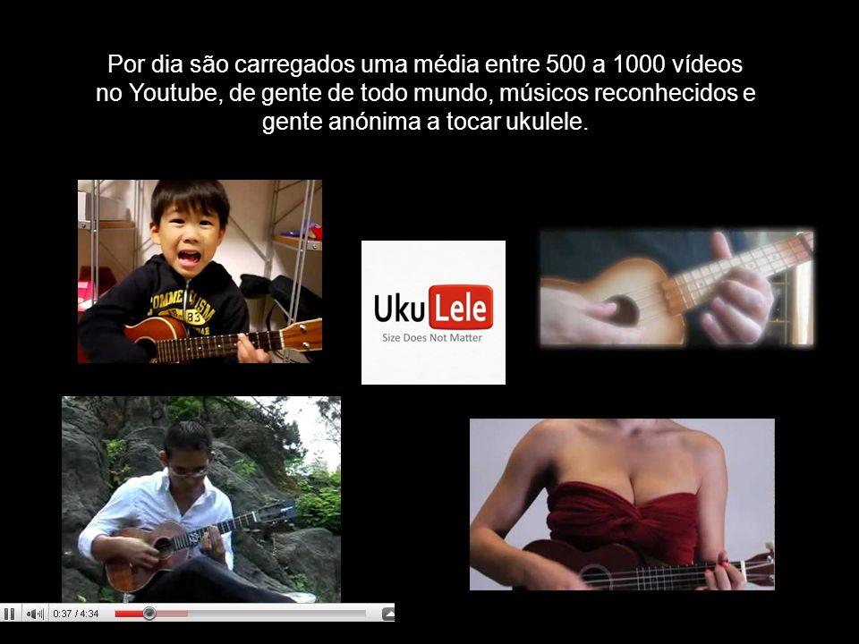 Há escolas em países como o Reino Unido, a Suiça, Alemanha, Nova Zelândia etc. Que trocaram as flautas por ukuleles nas aulas de educação musical. Seg