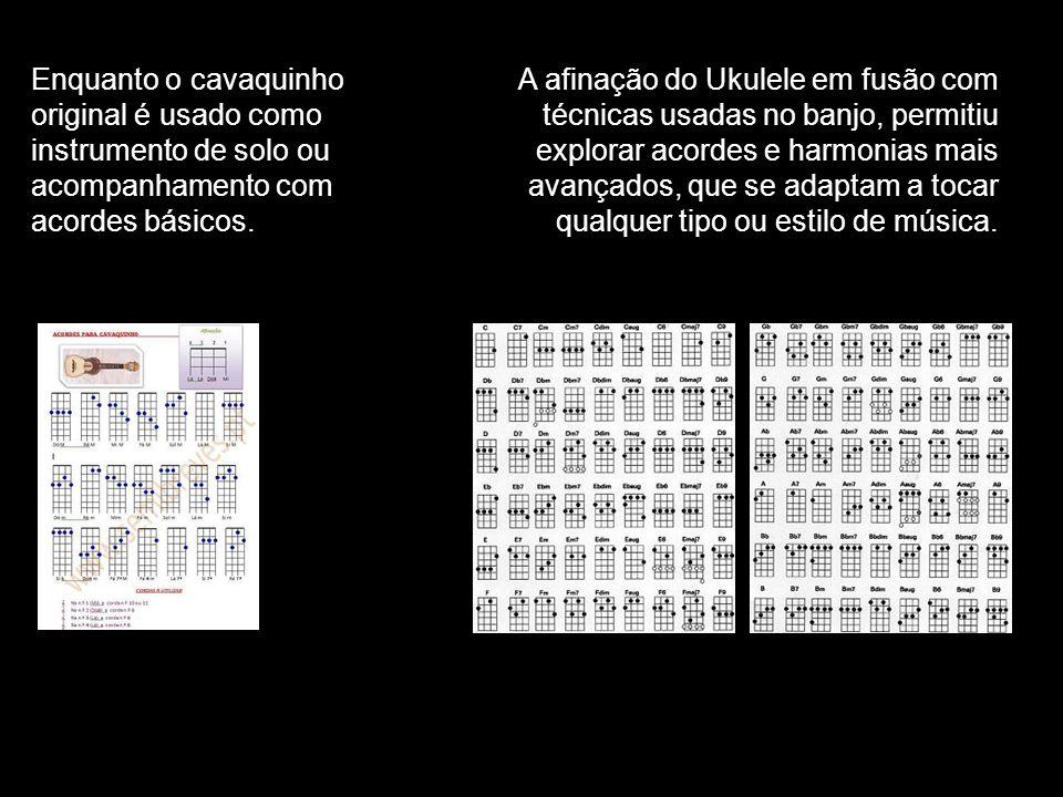 Todas as informações podem ser confirmadas em milhares de sites de todo mundo em todas as línguas sobre o Ukulele