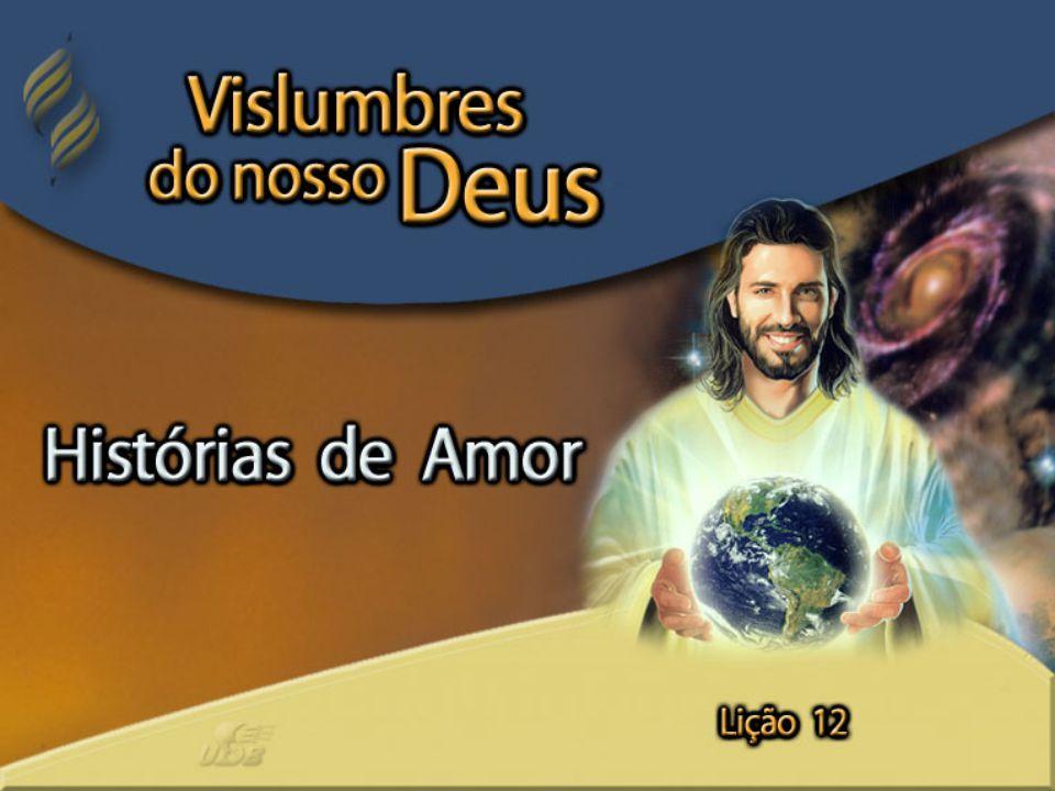 Há muito que o Senhor me apareceu, dizendo: Com amor eterno te amei; também com amável benignidade te atraí. Jeremias 31:3