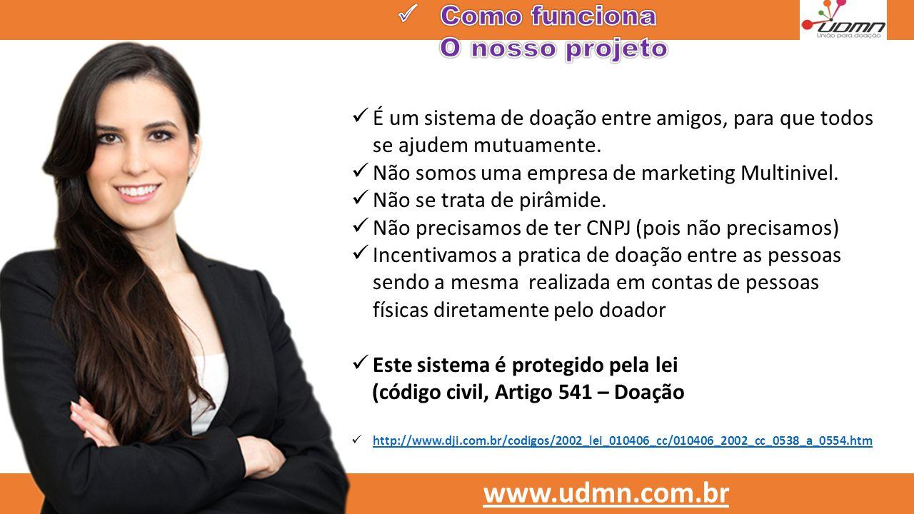  Este é o mercado que UDMN vai proporcionar para você .