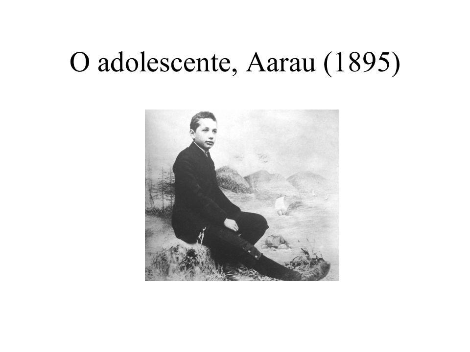 O adolescente, Aarau (1895)