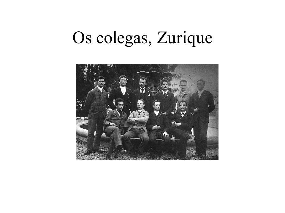 Os colegas, Zurique
