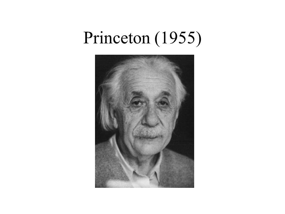 Princeton (1955)