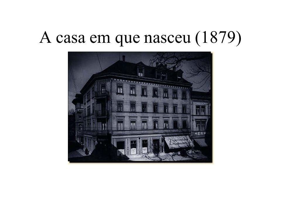 A casa em que nasceu (1879)