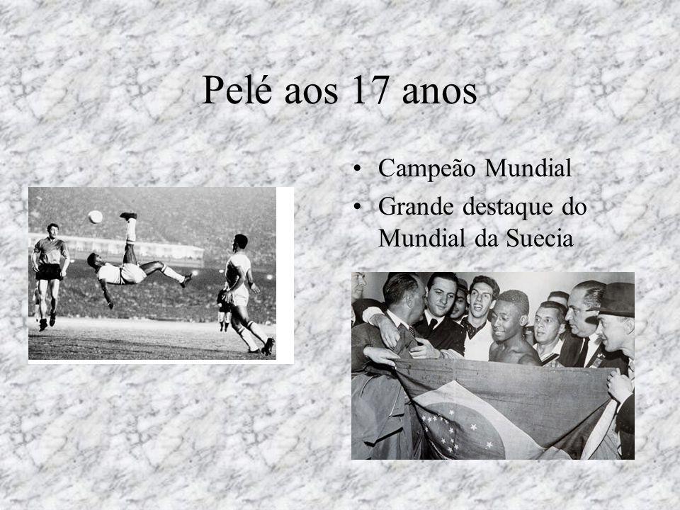 Maradona – Estatísticas •Boca Juniors (1981) •Barcelona (Copa del Rey, 1983) •1 Mundial (Mexico, 1986) •Napoli (Scudetto, 1987 y 1990) •Italian Cup (1987) •UEFA Cup (1989) •Italian Supercup (1991) •Artemio Franchi Cup (1993) •692 jogos - 352 gols •90 jogos pela Seleção Argentina - 33 goles
