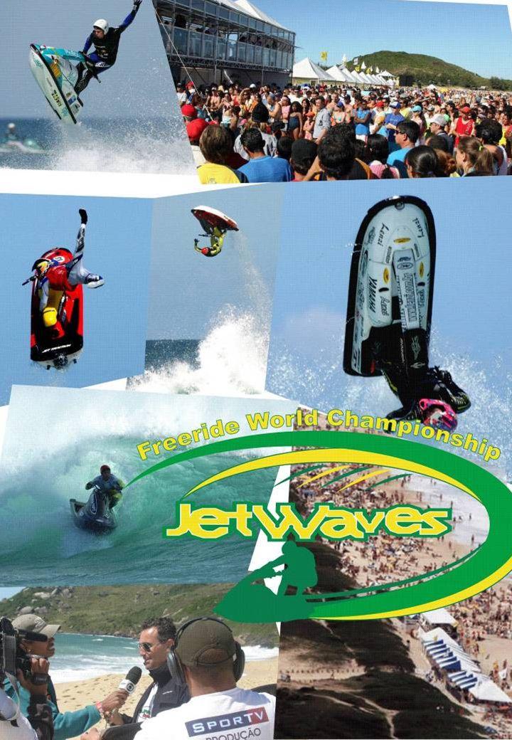JET WAVES FREERIDE WORLD CHAMPIONSHIP Etapa Final do Campeonato Mundial de jet ski em ondas: Brasil - –