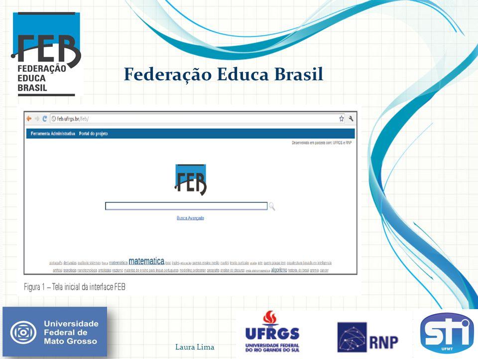 Federação Educa Brasil Laura Lima