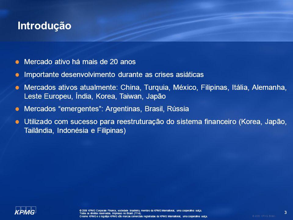 14 © 2006 KPMG Brasil.