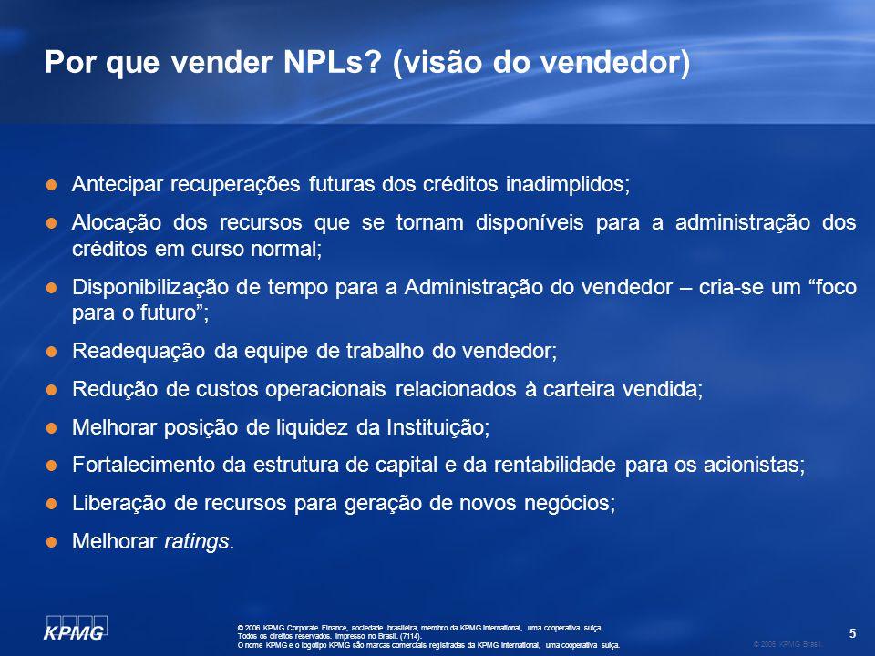 16 © 2006 KPMG Brasil.