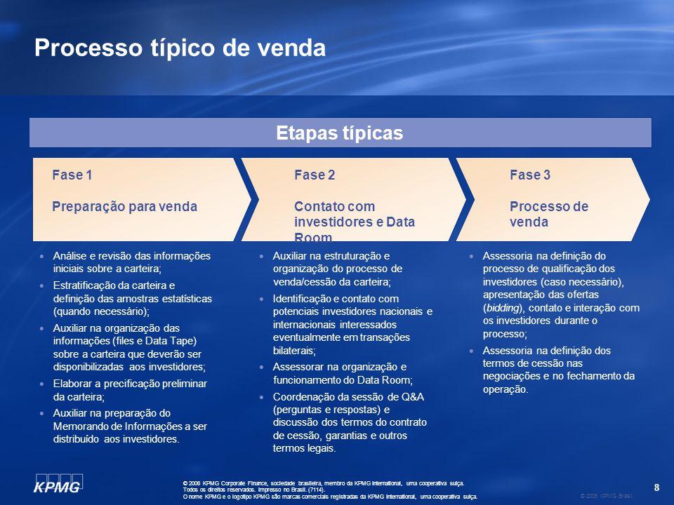 9 © 2006 KPMG Brasil.
