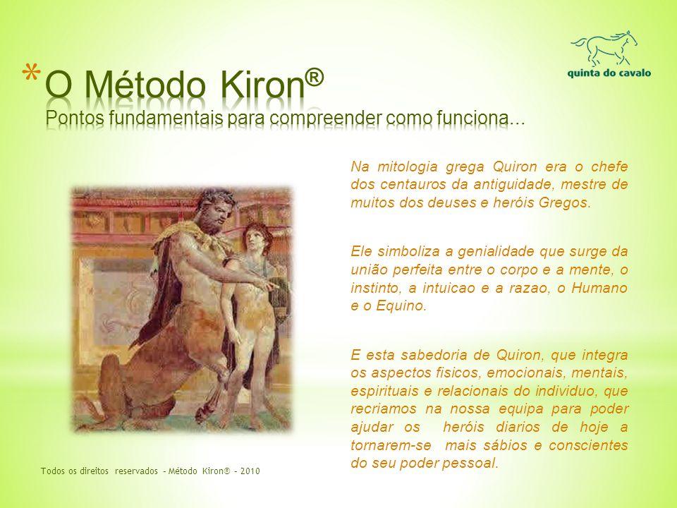 Na mitologia grega Quiron era o chefe dos centauros da antiguidade, mestre de muitos dos deuses e heróis Gregos. Ele simboliza a genialidade que surge