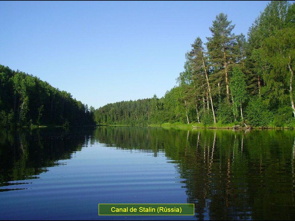 Canal de Stalin (Rússia)