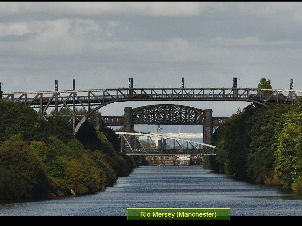 Río Mersey (Manchester)