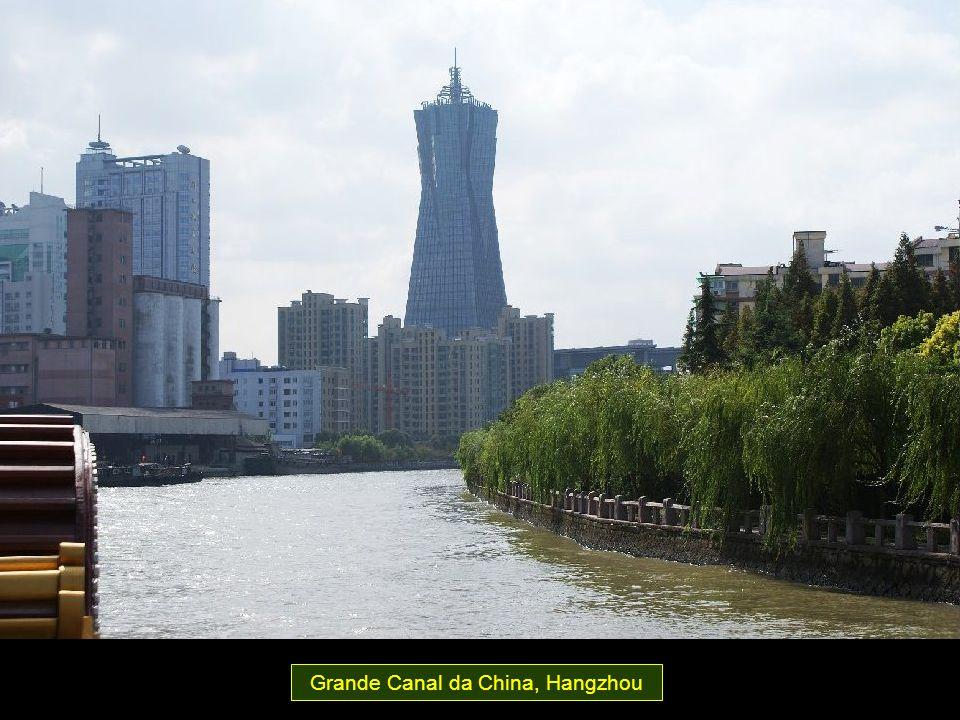 Grande Canal da China, Hangzhou