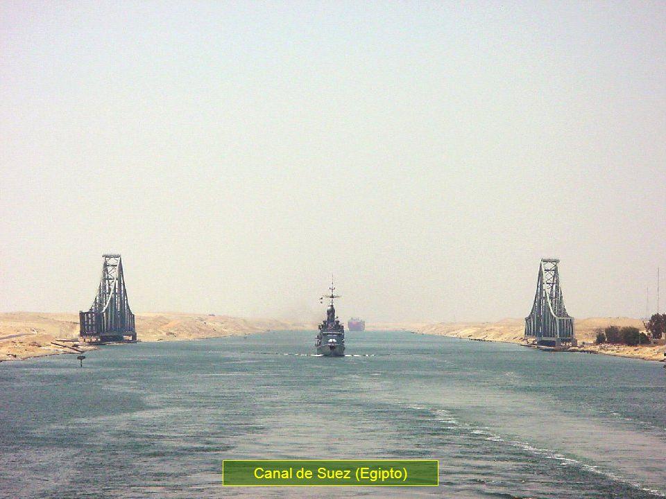 Canal de Suez (Egito)