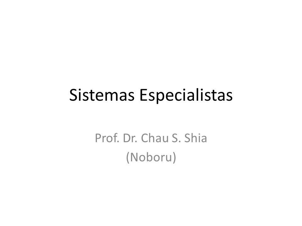 • Também é explicado o funcionamento interno do Expert SINTA, o modo como representa o conhecimento e o uso de probabilidades na sua máquina de inferência.