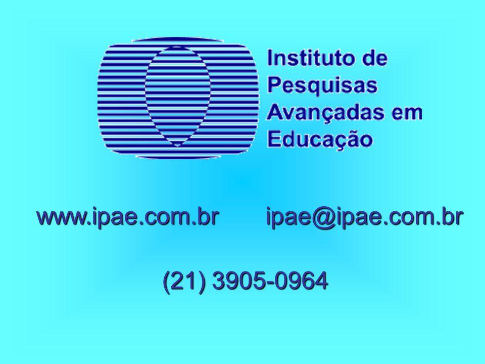 www.ipae.com.br www.ipae.com.br ipae@ipae.com.br ipae@ipae.com.br (21) 3905-0964 (21) 3905-0964