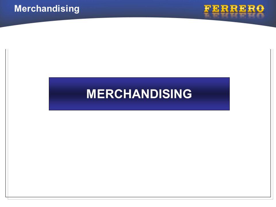Merchandising A Ferrero investe milhões de reais em peças de merchandising para...