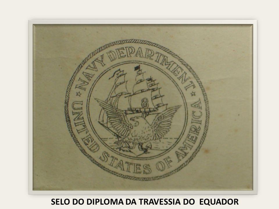 SELO DO DIPLOMA DA TRAVESSIA DO EQUADOR